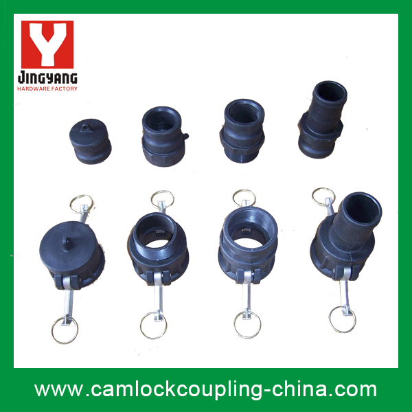 PP camlock-whole set